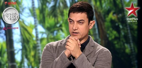Aamir Khan on Satyamev Jayate Season 2