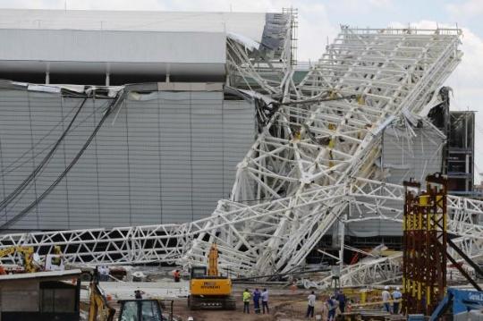 Brazil's Mineirao World Cup Stadium