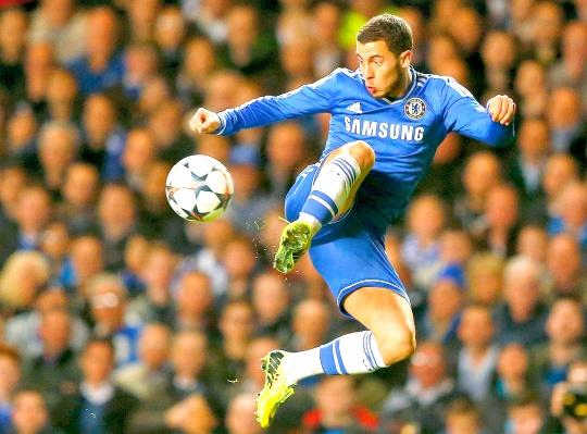 Chelsea Advance Into Champions League Quarters