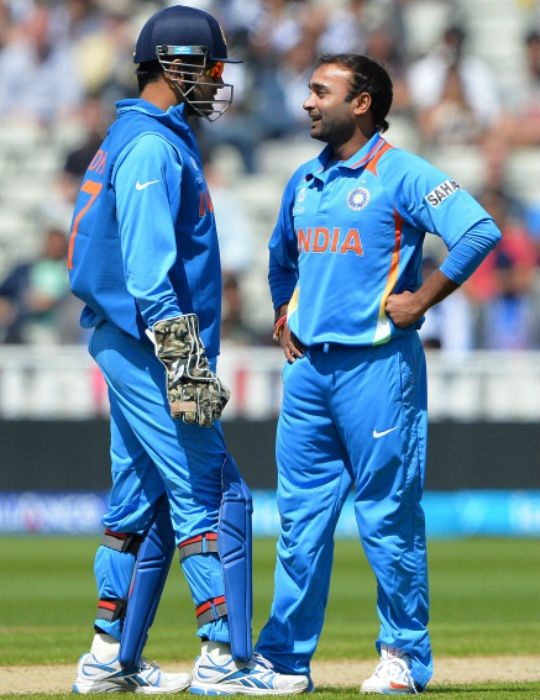 MS Dhoni has not shown enough confidence in Amit Mishra in the limited overs format.