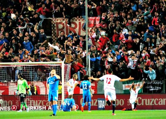 Sevilla Shock Real Madrid 2-1 in La Liga