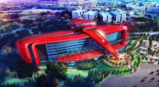 Ferrari to Open $161 mn Theme Park