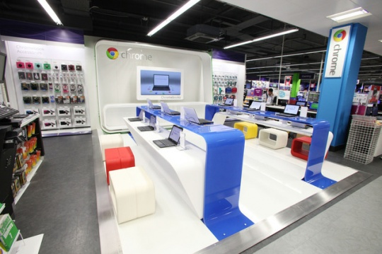 Google to Open First Retail Store in New York