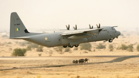 Indian Air Force C-130J