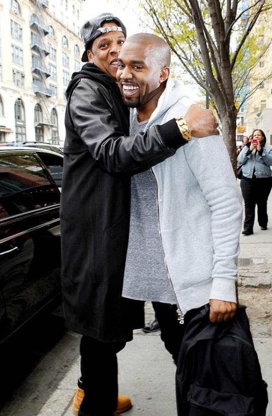 Jay Z Turns Down Kanye West's Best Man Offer