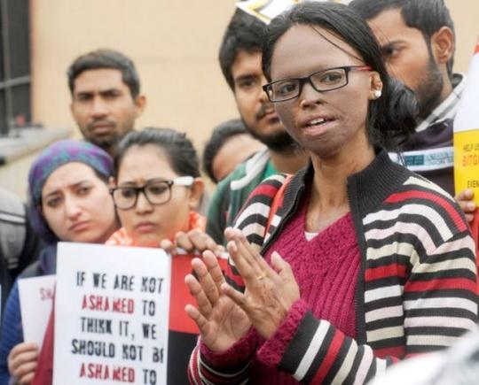 Social Activist Laxmi