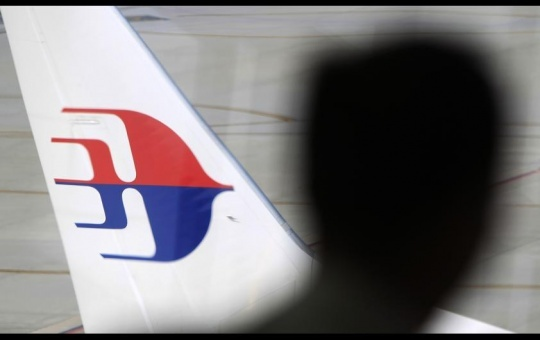Malaysia Airlines jetliner MH370