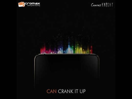 Micromax Canvas Knight Teaser