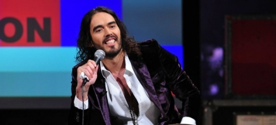 Russell Brand To Buy House In India