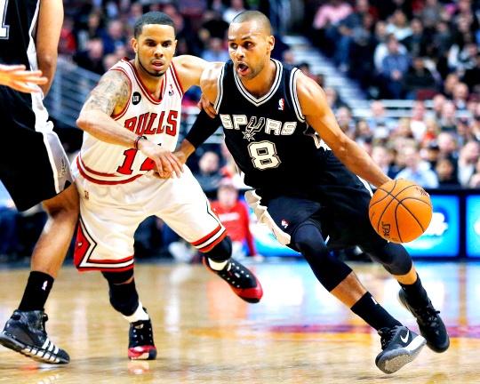 San Antonio Spurs Record 7th Straight NBA Win