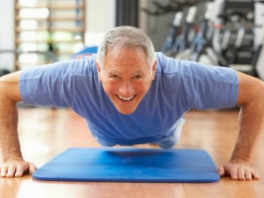 'Genes May Reduce Exercise Gains for Some Senior Citizens'