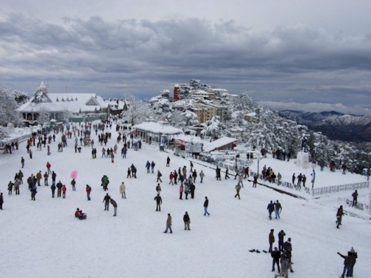Shimla Celebrates 150 Years of 'Summer Capital'