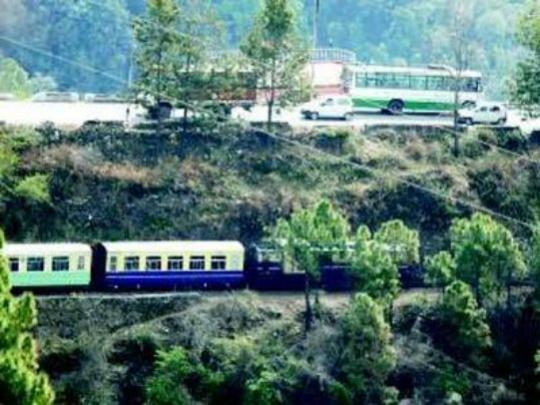 Shimla Track