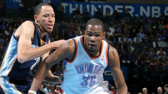 Thunder Halt Skid With Win Over Grizzlies