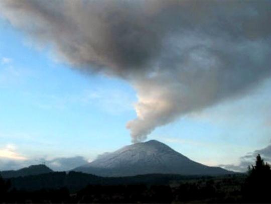 Volcanoes Helped Species Survive Ice Age