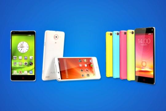 ZTE 4G Smartphones