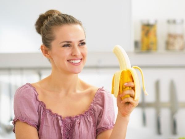 Banana As A Sex Food