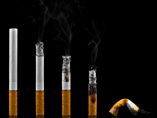 Timeline & Stages For Quit Smoking Cigarettes