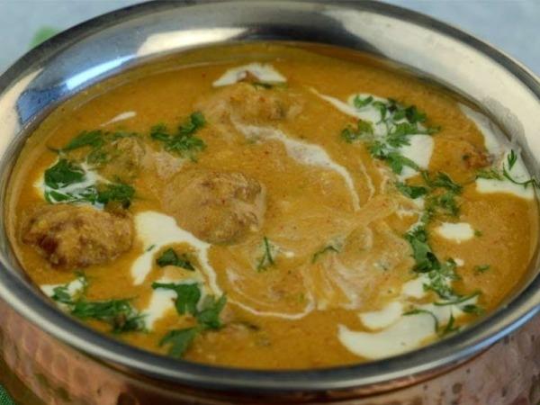 Healthy Recipes:  Healthy Kofta Kadhi