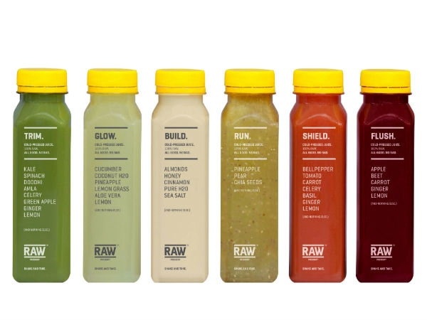 Product Review: Cold Pressed Juices For Detox?