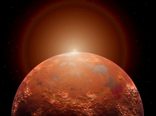 Martian Mineral Could be Linked to Microbes