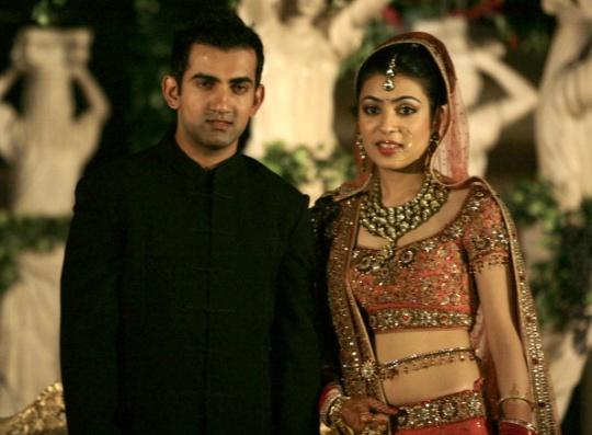 Gautam Gambhir and his wife Natasha became proud parents on Thursday.