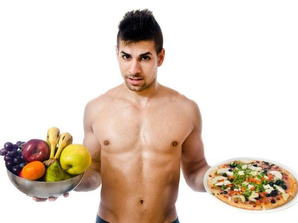 Healthy Habits: Junk Food Versus Healthy Foods