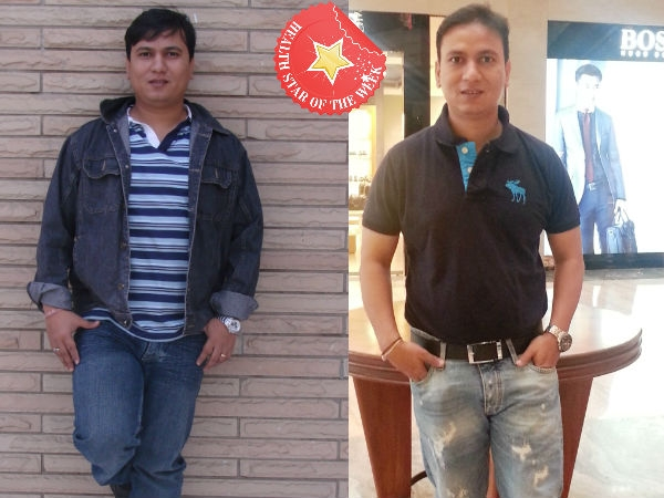 Health Star Of The Week: Weight Loss To Fight Diabetes