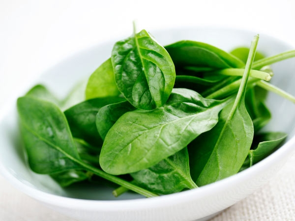 The Health Benefits Of Spinach