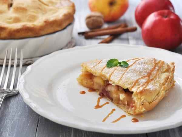 Low Calorie Recipe: Apple Pie