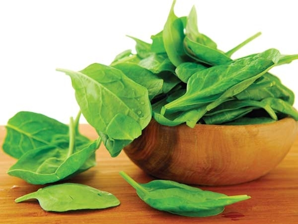 Top 5 Reasons To Eat More Spinach