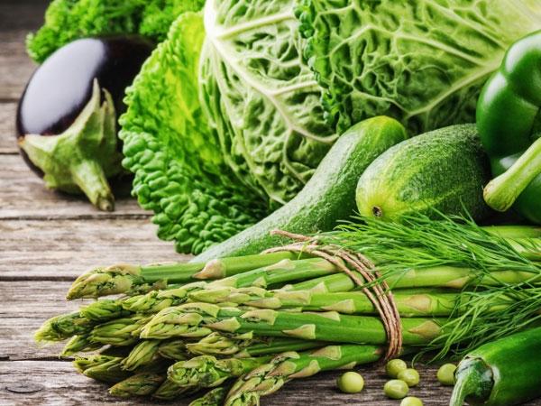 Go Green For Better Health