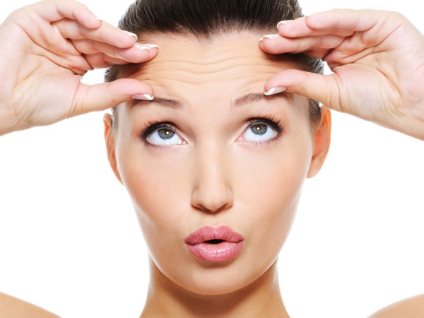 Home Remedies To Get Rid Of Forehead Wrinkles