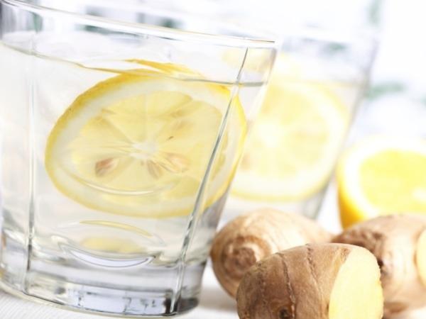 Gingery Lemonade Recipe For Detox
