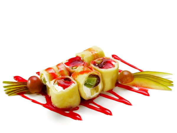 Healthy Dessert: Have You Tried A Frushi Yet?