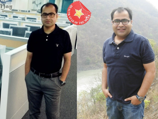 Health Star Of The Week: A Sport Enthusiast Gets Back In Shape