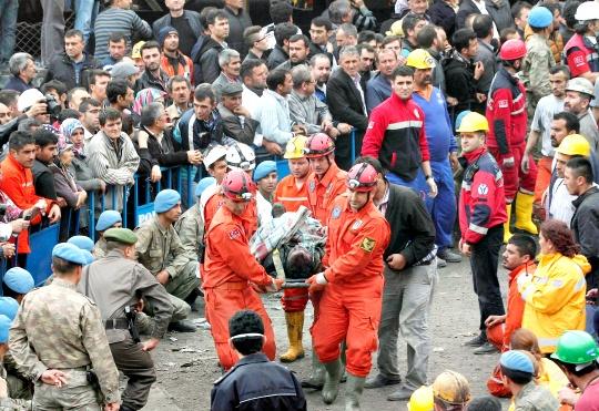 201 Dead in Turkey Coal Mine Disaster