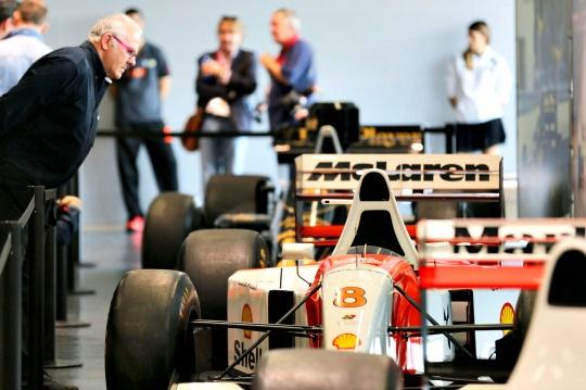 Italian F1 Circuit Marks Ayrton Senna's Death