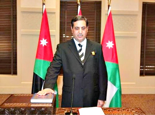 Ambassador Fawaz al-Etan
