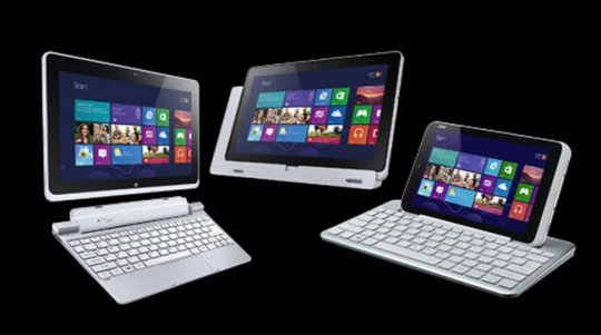 Acer Iconia W4 with Win 8