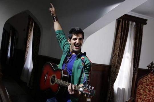 Aditya Seal in Purani Jeans