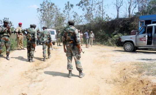 Assam Violence: 10 Killed in Two Militant Attacks