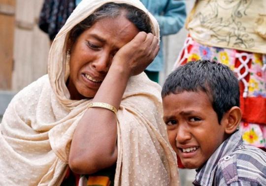 Assam communal violence