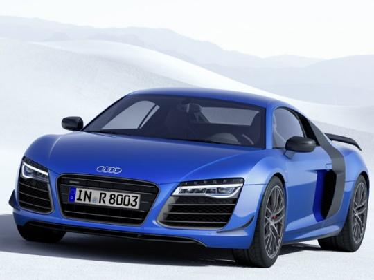 Limited Edition Audi R8
