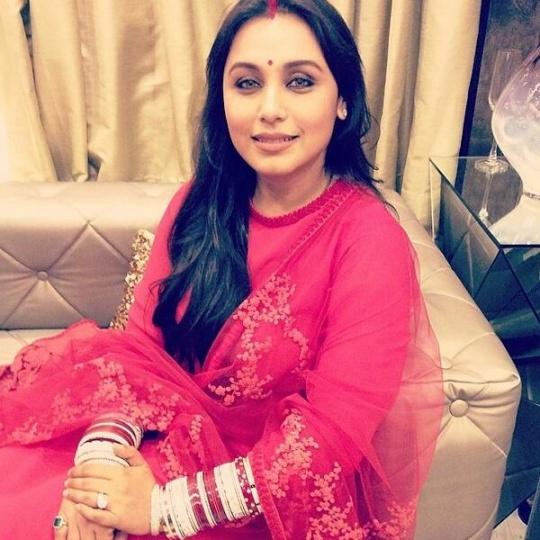 Rani Mukerji at Diva'ni store launch
