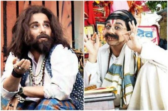 Vidya Balan undercover looks in Bobby Jasoos