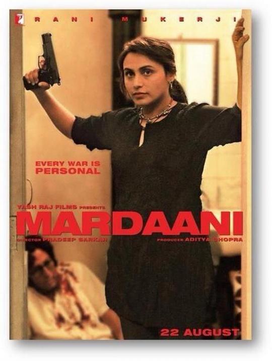 Rani Mukerji in Mardaani