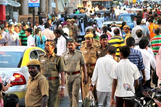 Chennai Bomb Blasts: City Gets Back to Work