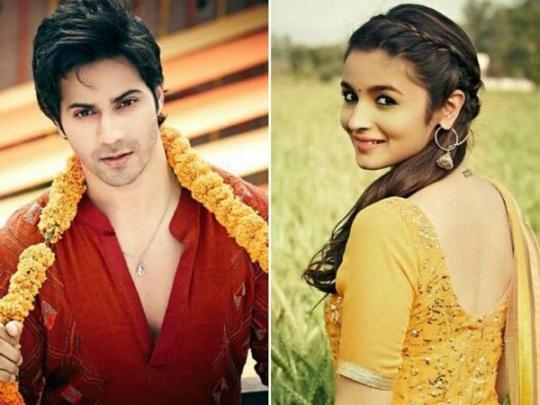 Varun Dhawan, Alia Bhatt in Humpty Sharma Ki Dulhania