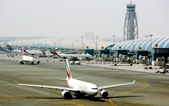 Flights to Dubai to be Hit for 80 Days Due to Runways' Closure